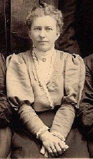 Nellie May <i>Phillips</i> Bodenhamer