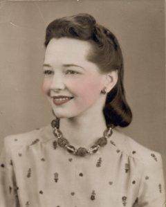 Mary Louise <i>Naughton</i> Sawyer