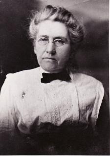 Mary Catharine <i>Ortman</i> Parks