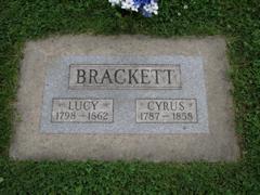 Lucy <i>Chase</i> Brackett