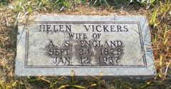 Helen <i>Vickers</i> England