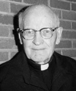 Rev Bernard G. Mulvaney