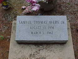 Samuel Thomas Avery, Jr