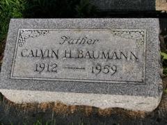 Calvin H. Baumann
