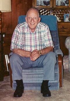 Duane Thompson Bentz, Sr