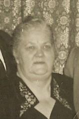 Tressie Lena <i>Dodd</i> Hissom