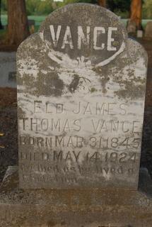 James Thomas Vance