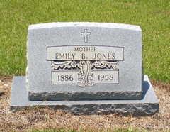 Emily <i>Barron</i> Jones