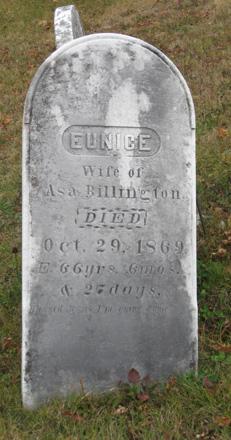Eunice <i>Ward</i> Billington