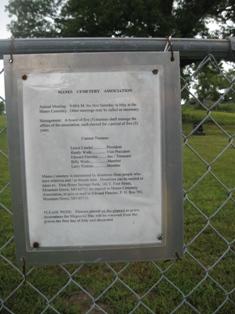 Manes Cemetery