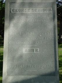 Capt George Denison