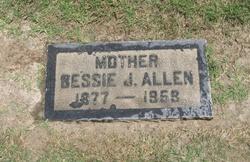 Bess Jane <i>Babb</i> Allen