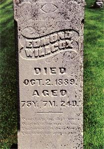 Edmond Willcox