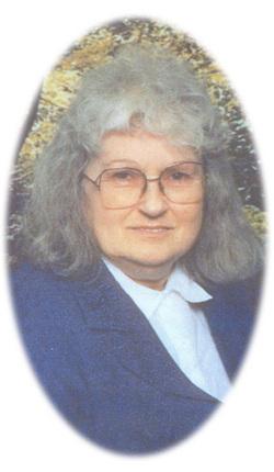 Carolyn Joan <i>Brown</i> Adams