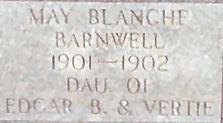 May Blanche Barnwell