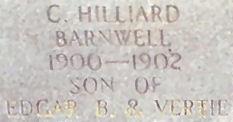 C. Hilliard Barnwell