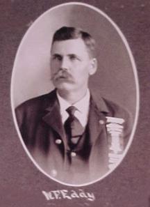 Pvt Wilbert F. Eddy