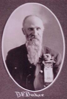Capt Benjamin F Baker