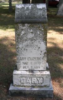 Mary Elizabeth Cary