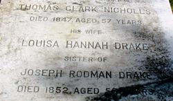 Louisa Hannah <i>Drake</i> Nicholls