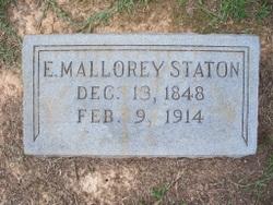 Ellison Mallory Mally Staton