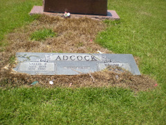 Vallie P. Adcock