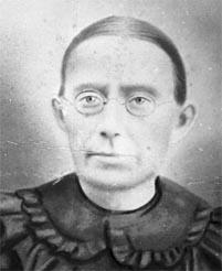Sarah Louisa Elizabeth <i>Visage</i> Ware