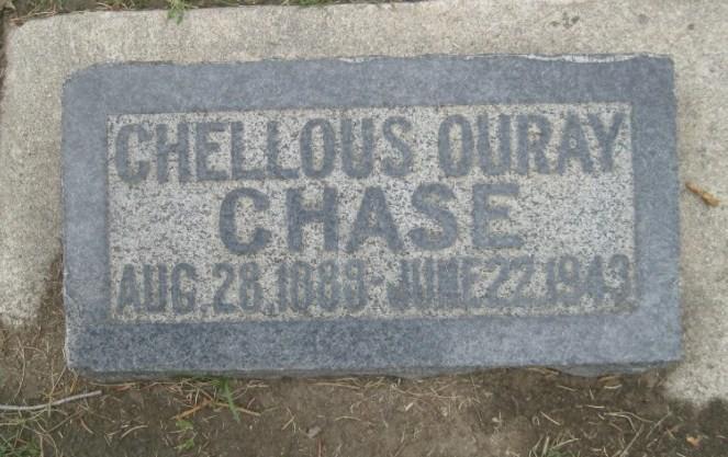 Pierre Tombale Chellous