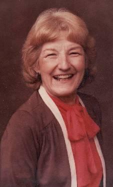 Betty Ruth <i>Johnson</i> Sorenson