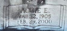 Addie Elizabeth <i>Drew</i> Anderson