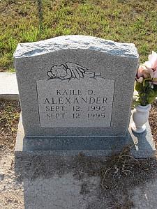 Kaile D. Alexander