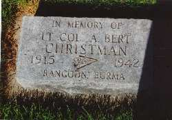 Allen Bert Christman