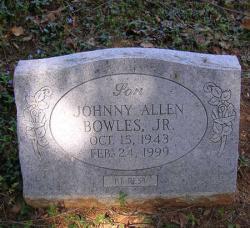 Johnny Allen Bowles, Jr