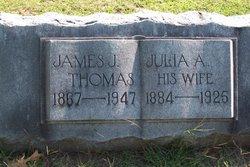 Julia A <i>Ebey</i> Thomas