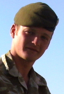 Pvt Gavin Elliott