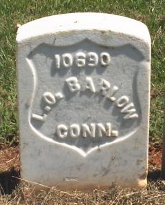 Corp Leland O. Barlow