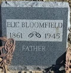 Elic Elsworth Bloomfield