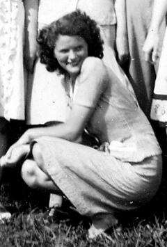 Edna Frances <i>Morgan</i> White