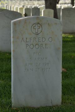 Alfred Glen Poore
