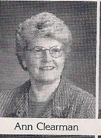 Elizabeth Ann Clearman