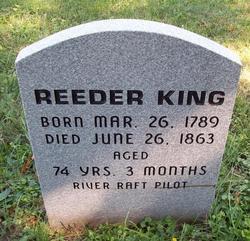 Reeder King