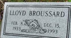 Lloyd Broussard