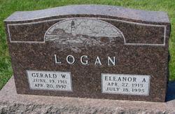 Eleanor <i>Ausdemore</i> Logan