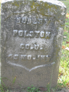 Dudley Polston
