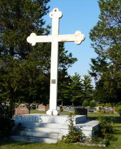 Saint Anthonys Roman Catholic Cemetery