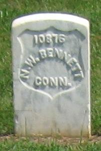 Nathaniel W Bennett