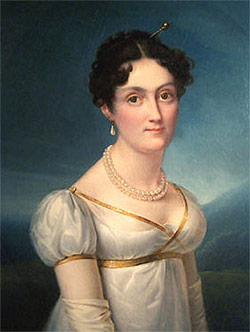 Elizabeth Betsy <i>Patterson</i> Bonaparte