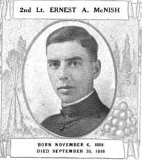 2LT Ernest Alfred McNish