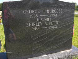 George Burton Burgess