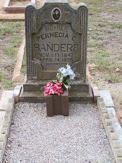 Pernecia Cathrine <i>Bungarner</i> Sanders